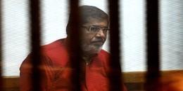 وصول مرسى إلى أكاديمية الشرطة