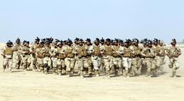 وزارة الدفاع العراقية تفتح معسكرات إيواء لجيشها المنسحب