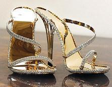 الإمارات تعرض أغلى حذاء في العالم بـ 3.1 مليون دولار