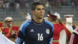 شريف إكرامي خارج مباراة مصر ومالي.. رسميا