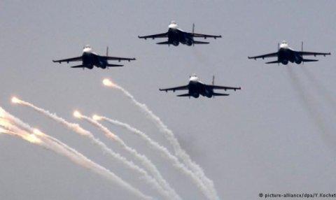 قوات الاسد تكثف قصفها على جبلي التركمان