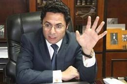 خالد أبو بكر، عضو الاتحاد الدولي للمحامين