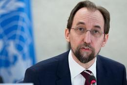 المفوض السامي لحقوق الإنسان، الأمير زيد بن رعد الحسين