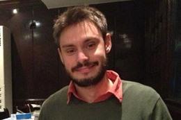 الشاب الإيطالي جوليو ريجيني