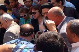 مشاركة للأقباط في افتتاح المساجد