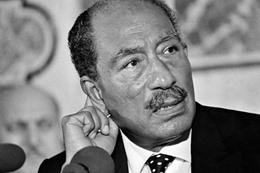 الرئيس الراحل محمد انور السادات