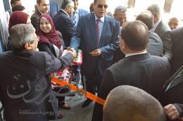 صورة من الافتتاح