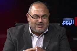 """الدكتور أسامة رشدي، المستشار السياسي لحزب """"البناء والتنمية"""""""