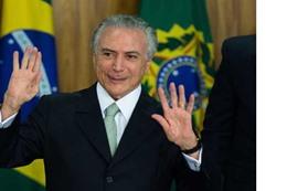 الرئيس البرازيلى