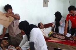 توقعات بارتفاع حالات الكوليرا في اليمن إلى 300 ألف