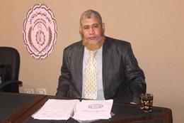 محمد عبدالمجيد هندى رئيس المجلس القومى للعمال والفلاحين