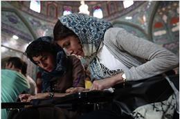 شاهد بالصور.. انتخابات إيران