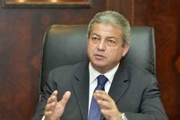 وزير الشباب والرياضة خالد عبدالعزيز