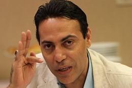 الإعلامي محمد الغيطي