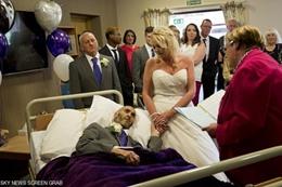 صورة الزفاف
