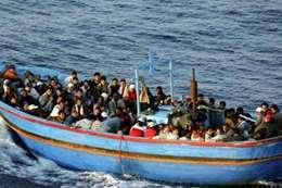 """إيطاليا تنقذ 2100 من المهاجرين غير الشرعيين بـ""""المتوسط"""""""
