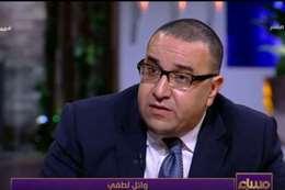 الكاتب الصحفي وائل لطفي
