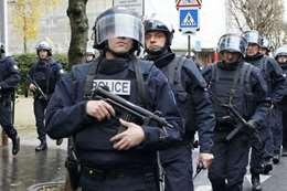 الشرطة الفرنسية تطبق الطوارئ
