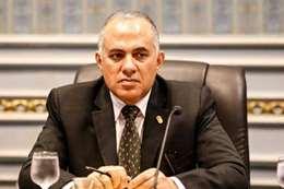 وزير الرى، الدكتور محمد عبد العاطى
