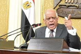 الدكتور على عبدالعال رئيس مجلس النواب