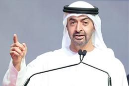 الشيخ محمد بن زايد، ولي عهد أبوظبي