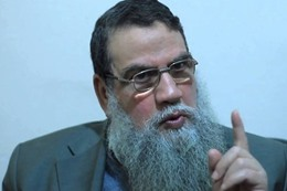 عبود الزمر عضو مجلس شورى الجماعة الإسلامية