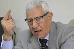 الكاتب الصحفي مكرم محمد أحمد رئيس المجلس الأعلى لتنظيم الإعلام