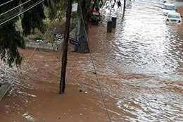 سيول وفيضانات غير مسبوقة تجتاح سوريا