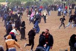 أحداث غزة