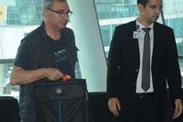 سفير إسرائيل يغادر تركيا