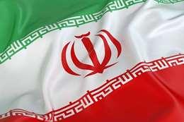 العلم الايراني