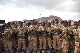 الجيش السوداني - أرشيفية