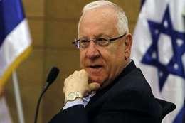 الرئيس الإسرائيلي، رؤوفين ريفلين