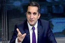 الإعلامي باسم يوسف