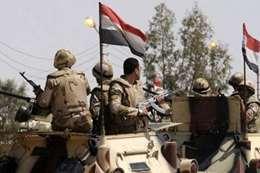 الجيش المصري في سيناء (أرشيفية)