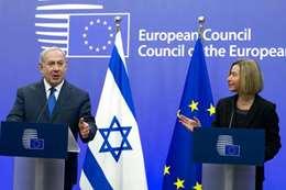 إسرائيل والاتحاد الأوربي