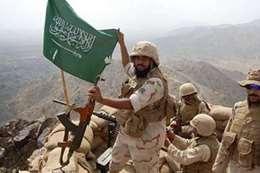 جنود سعوديين على الحدود مع اليمن (أرشيفية)