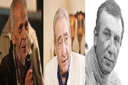 نزار قبانى وعبدالرحمن الأبنودى وأحمد فؤاد نجم