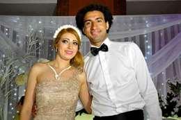 علي ربيع وزوجته