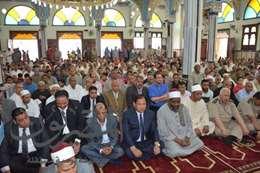 محافظ الغربية يفتتح مسجد الهاشمى بعد اعادة تجديدة بتكلفة 3 مليون جنيه بالجهود الذاتية