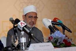 الإمام الأكبر أحمد الطيب - شيخ الأزهر الشريف