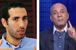 أحمد موسى وأبوتريكة