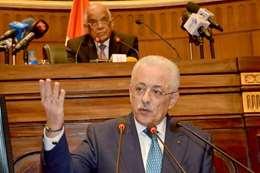 وزير التعليم في مجلس النواب