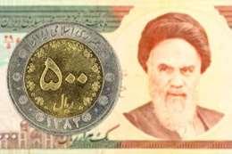 انهيار الريال الإيراني