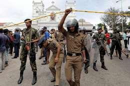 إعلان حظر التجوال في سريلانكا إثر الاعتداء على المسلمين