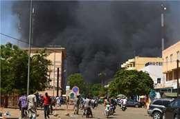 هجوم على كنيسة في بوركينا فاسو