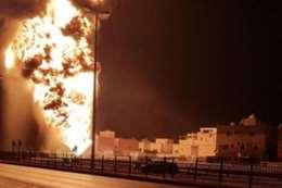 منشآت نفطية سعودية