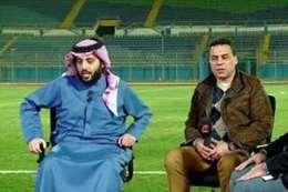 تركي آل الشيخ وحسام البدري