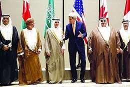 وزراء خارجية الخليج