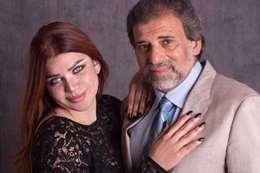 خالد يوسف وياسمين الخطيب